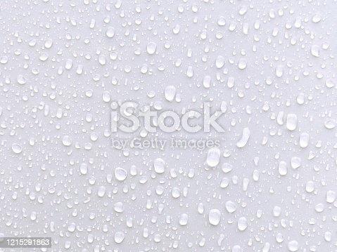 istock Water drop 1215291863