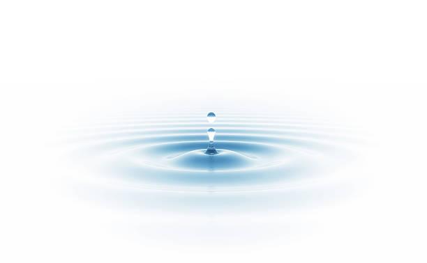 水ドロップ ストックフォト