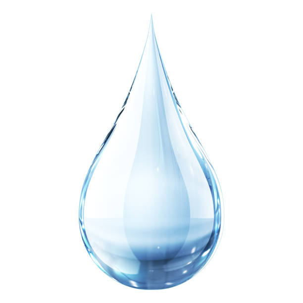 water drop - single object stock pictures, royalty-free photos & images