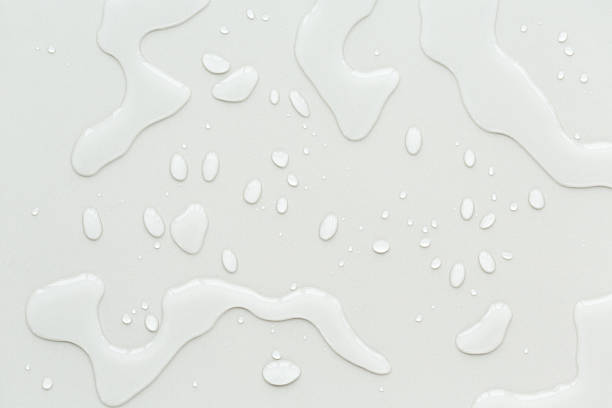 water droplets on ceramic tiles - wet stock pictures, royalty-free photos & images