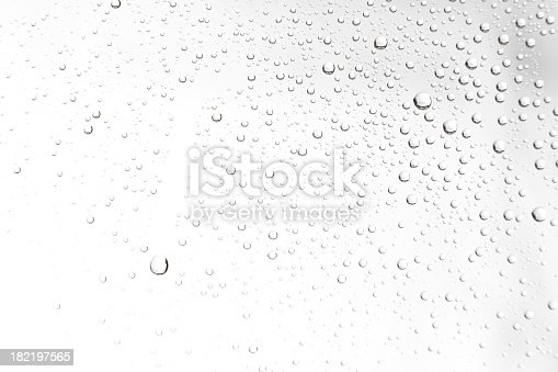 istock water drops on white 182197565