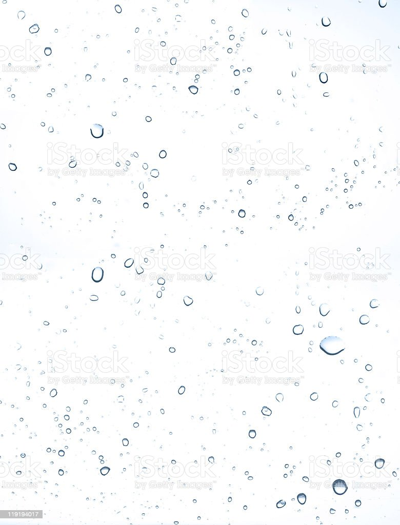 water drops stock photo