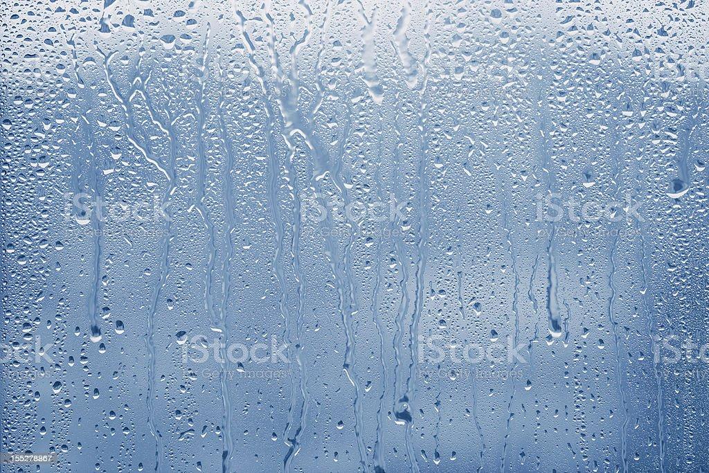 Gotas de agua - foto de stock