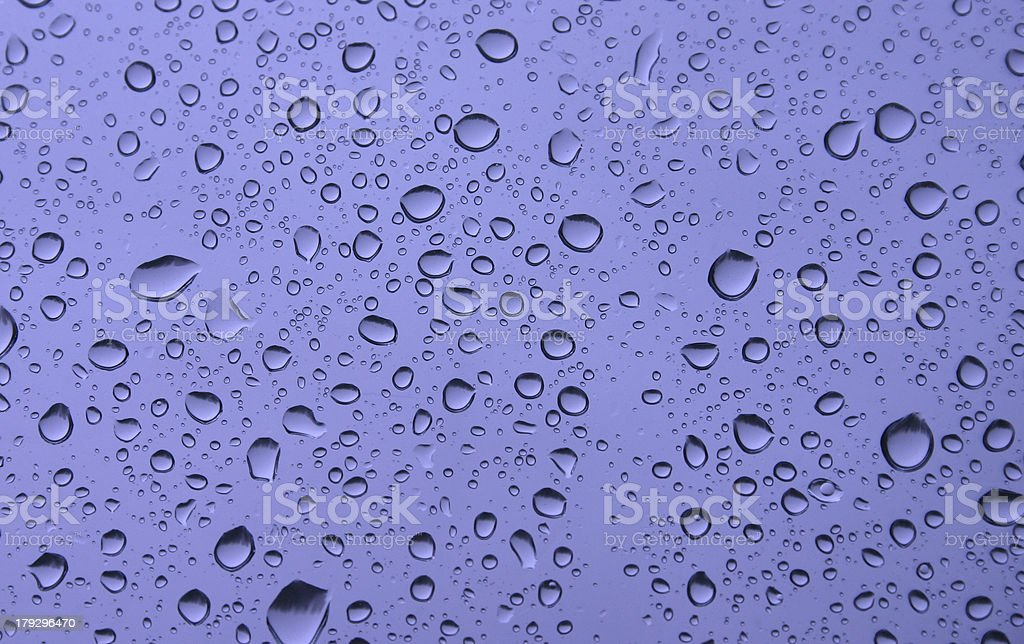 water drops #2 royalty-free stock photo