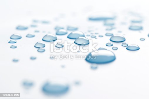 istock Water Drops 180807195