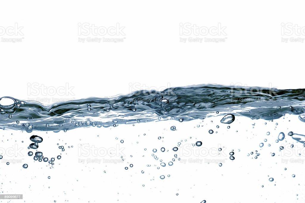 water drops  #16 royalty-free stock photo