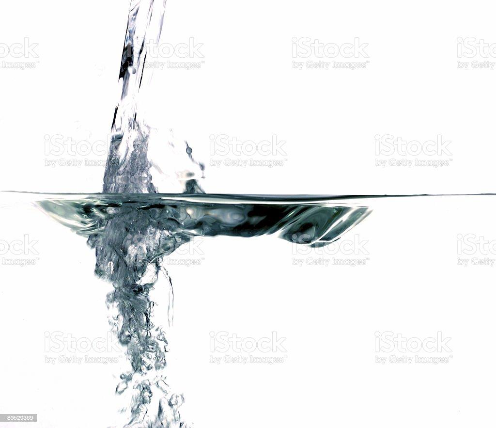 Gotas de agua#33 foto de stock libre de derechos