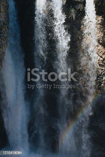 820775686 istock photo Water fall 1210419284
