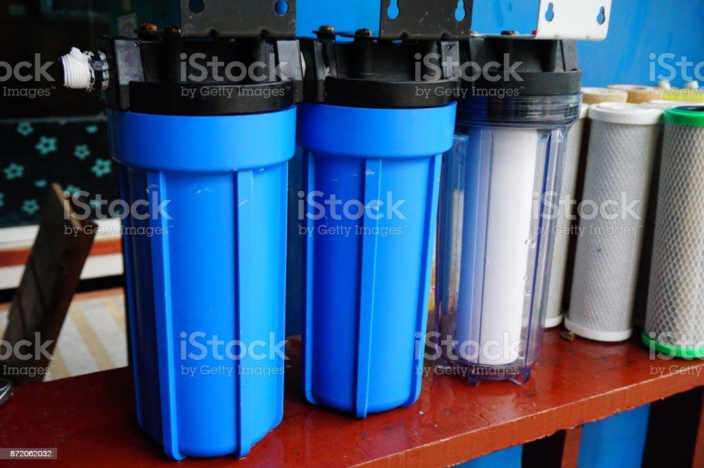 Water filter für bessere gesunde – Foto