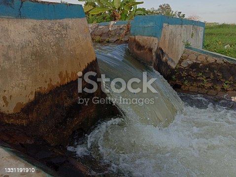 istock Water flow 1331191910