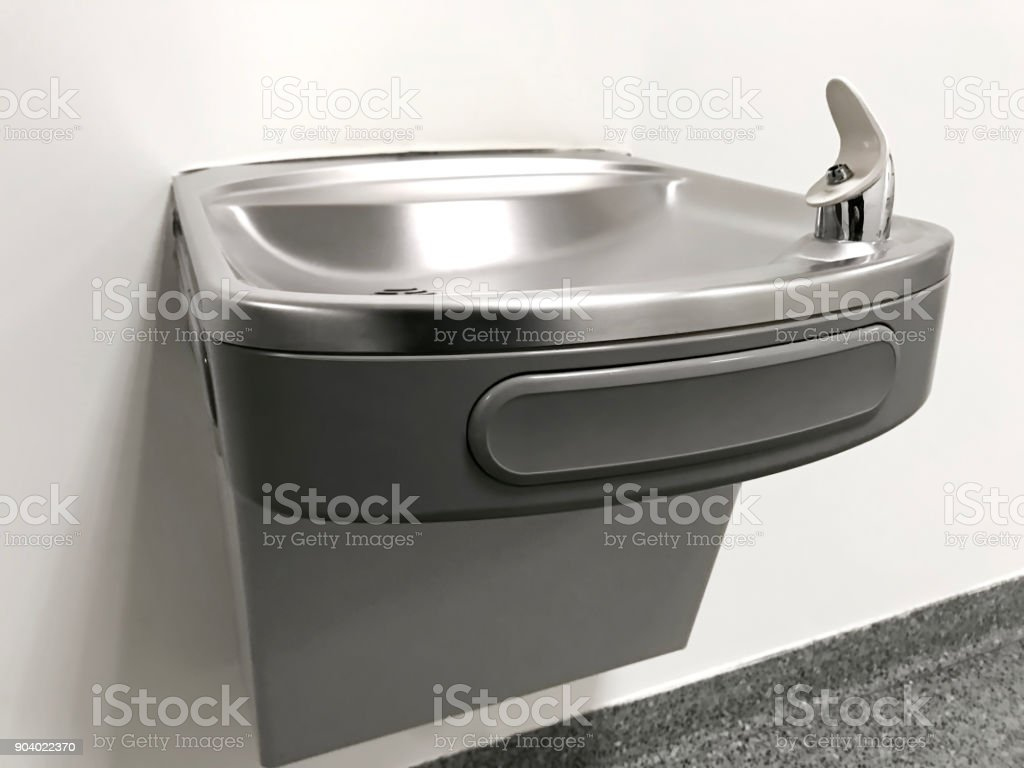Water Fountain Stock Photo & More Pictures of Airport | iStock