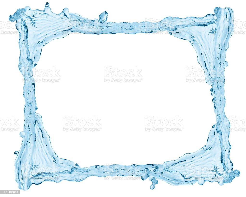 Water Frame Stock Photo & More Pictures of 2015 | iStock