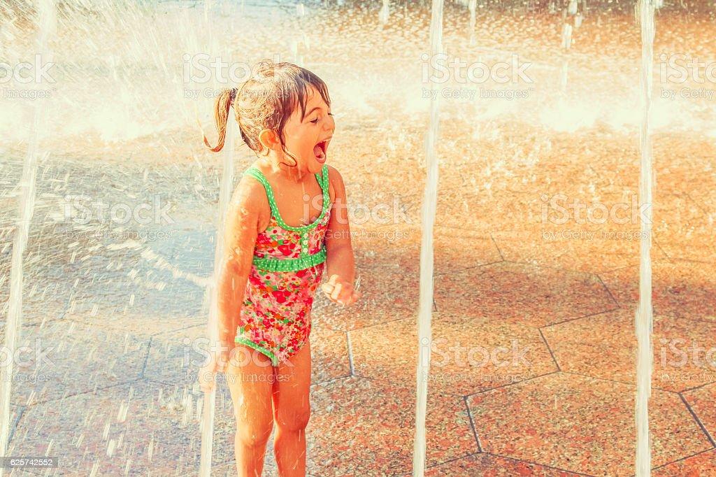 Water Fun stock photo