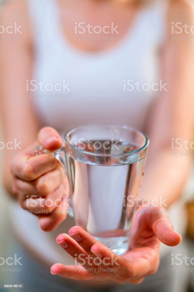 Water holds the key to life royalty-free stock photo