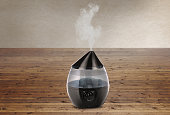 istock Water humidifier in a room 1293796587