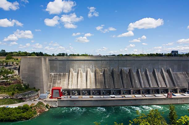 Water Hydro Dam