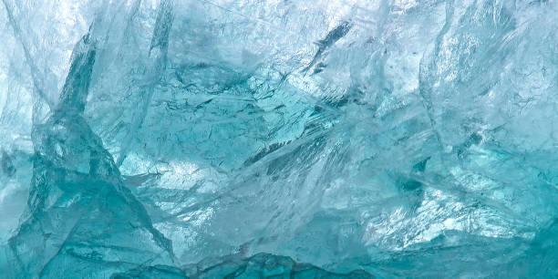 Water ice texture stock photo