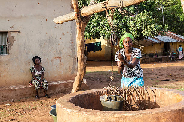 Wasser in Afrika – Foto