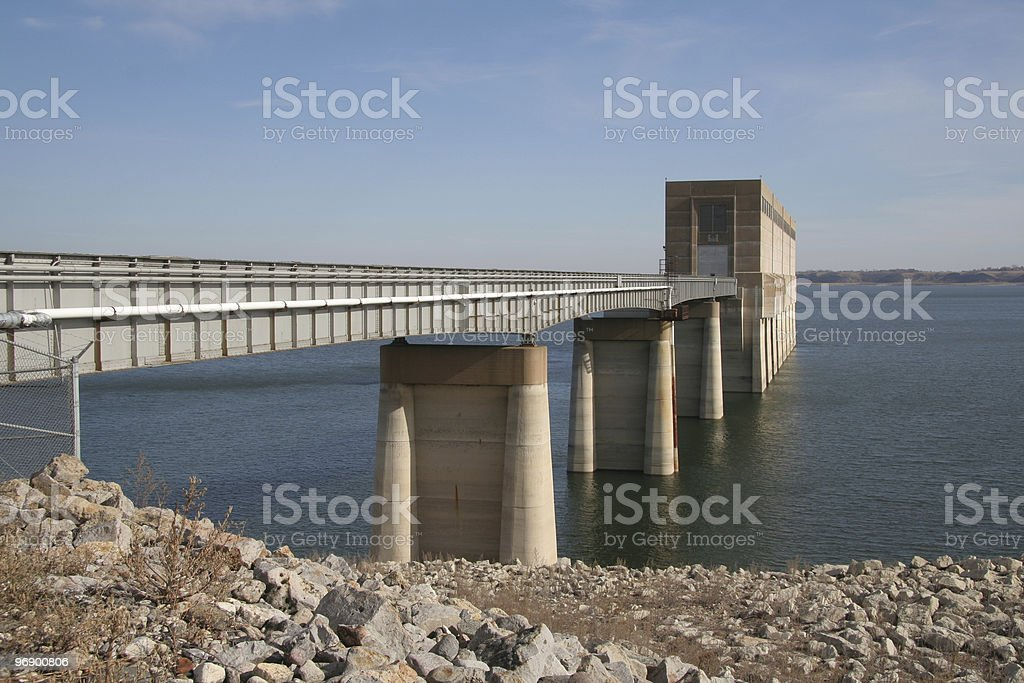 Water Intake stock photo