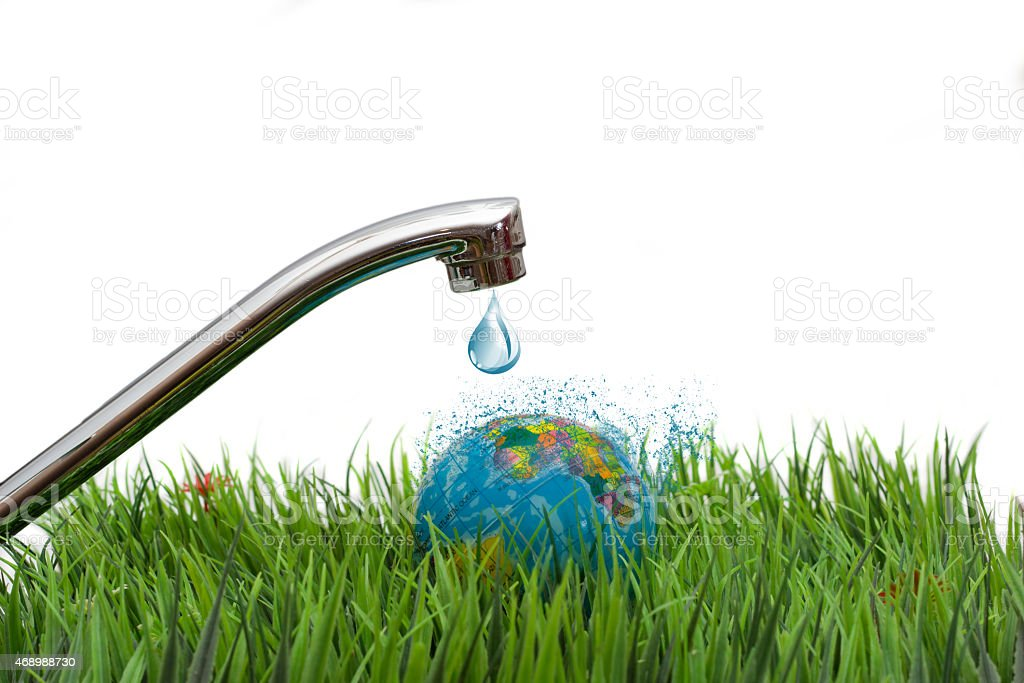 Water is the life-source of earth