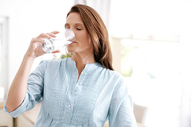 Wasser ist das Geheimnis für Wohlbefinden – Foto
