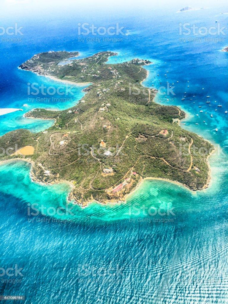 Water Island, US Virgin Islands stock photo