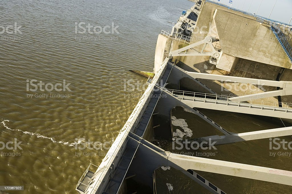 Water Management royalty-free stock photo