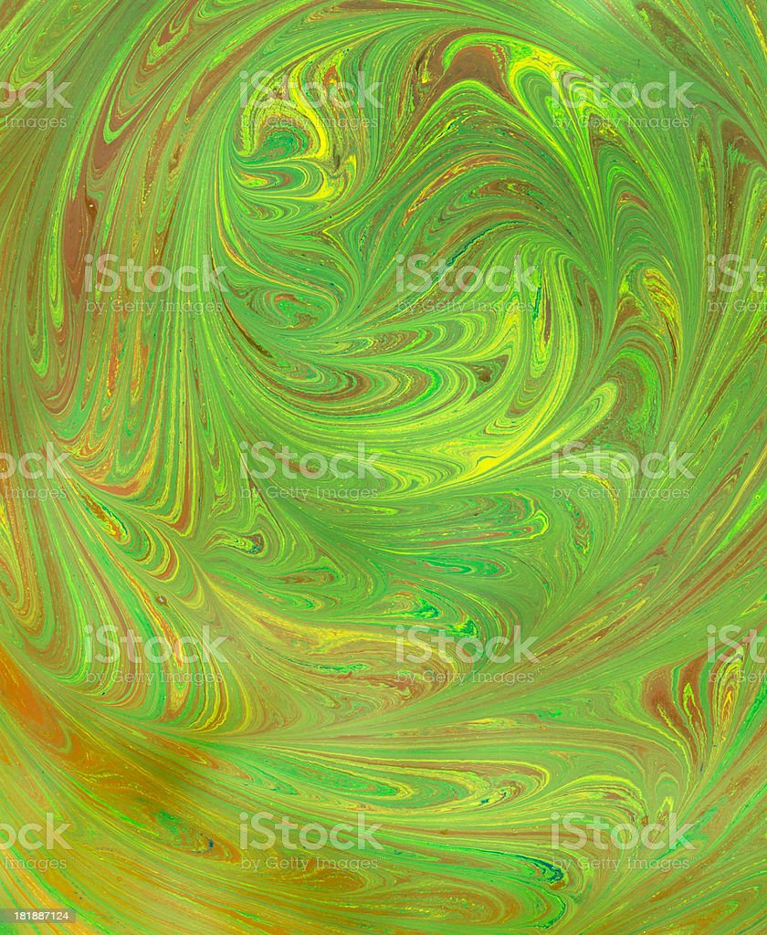 Water Painting: The Background & texture royalty-free stock photo