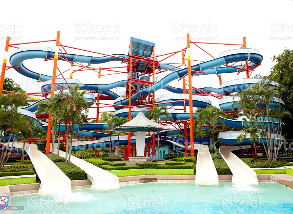 pipes Water park – Foto