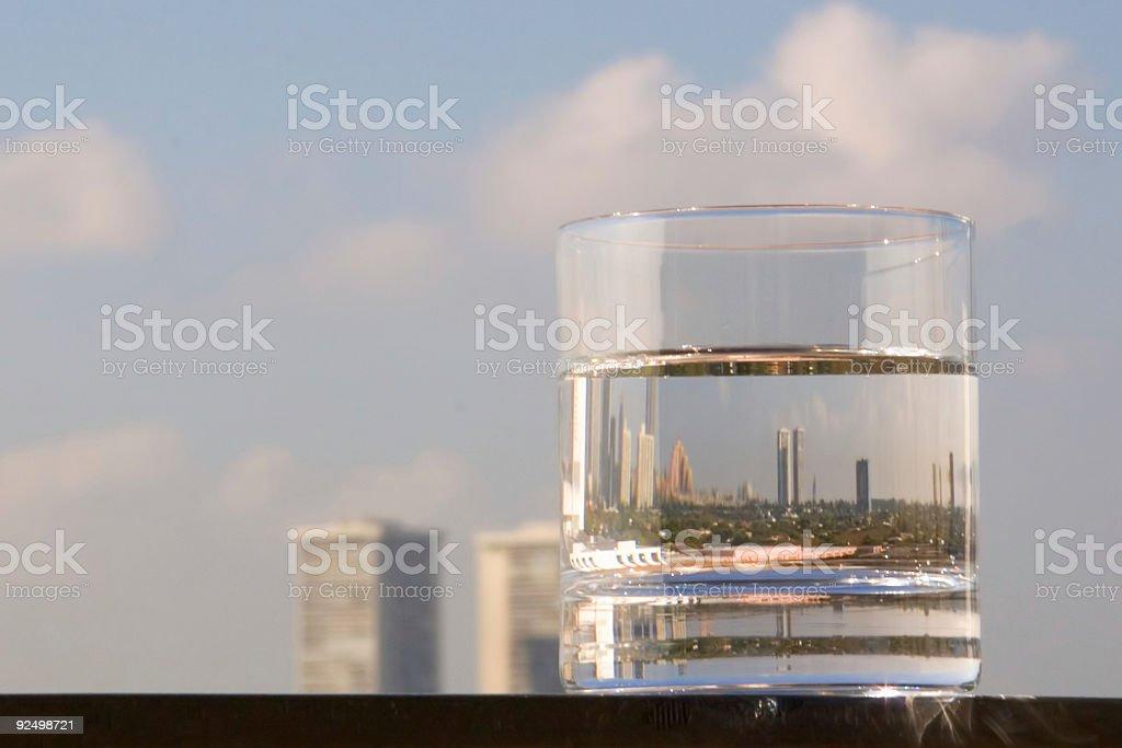 LA water royalty-free stock photo