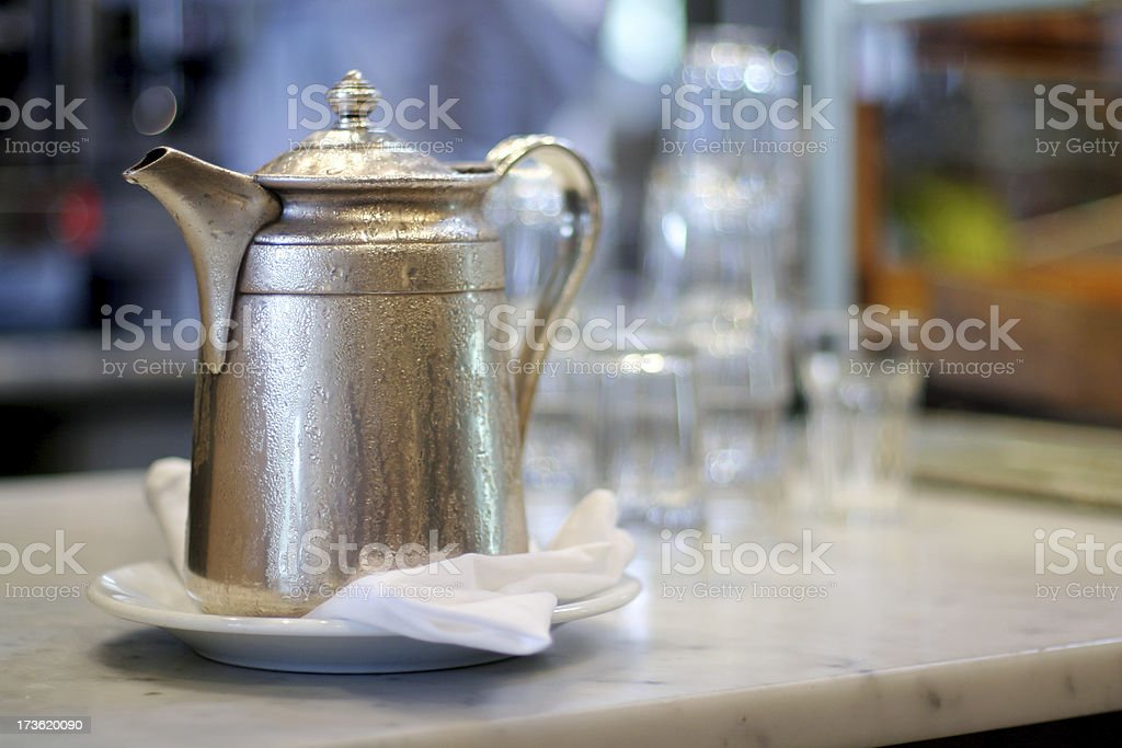 Water Pitcher royalty-free stock photo