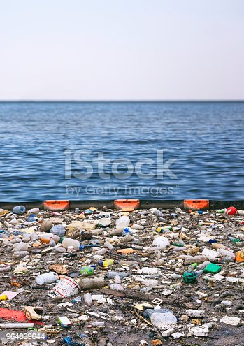 Water Pollution Polluting The Seas Stock Photo & More Pictures of 2018