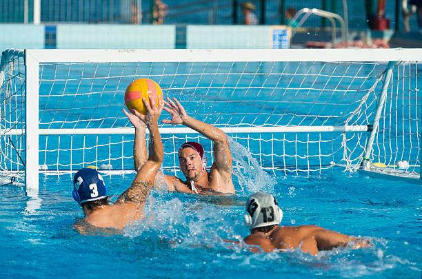Wasserball Punkten Aktion – Foto