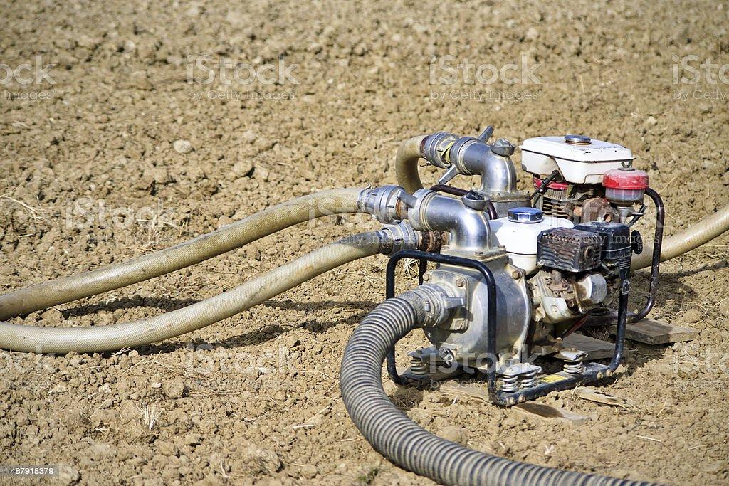 Pompe à eau - Photo