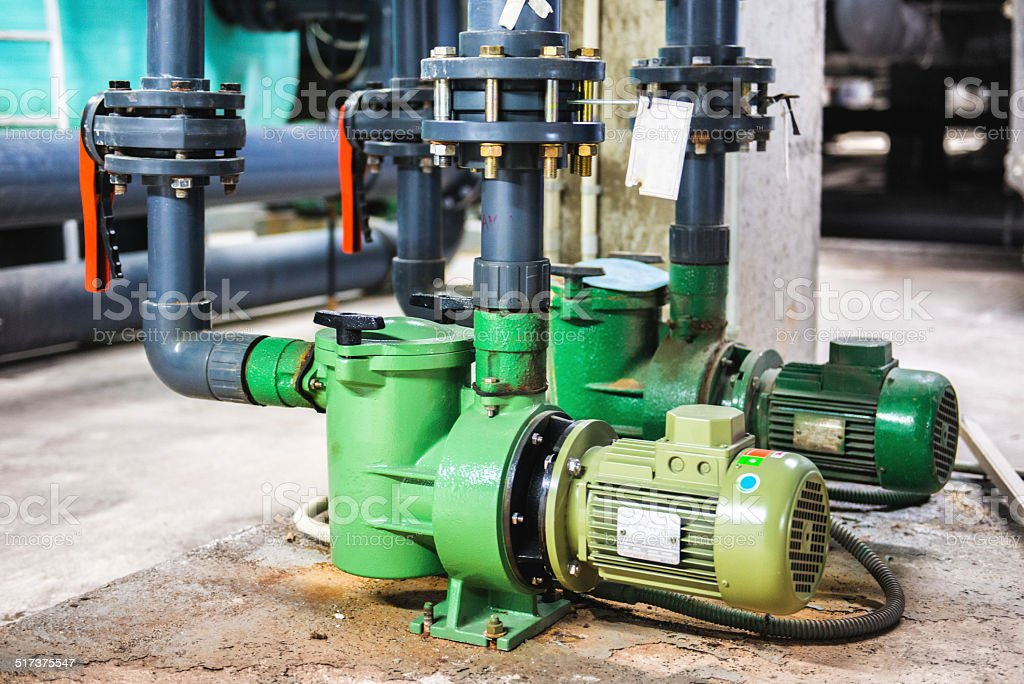 Water Pumps stock photo