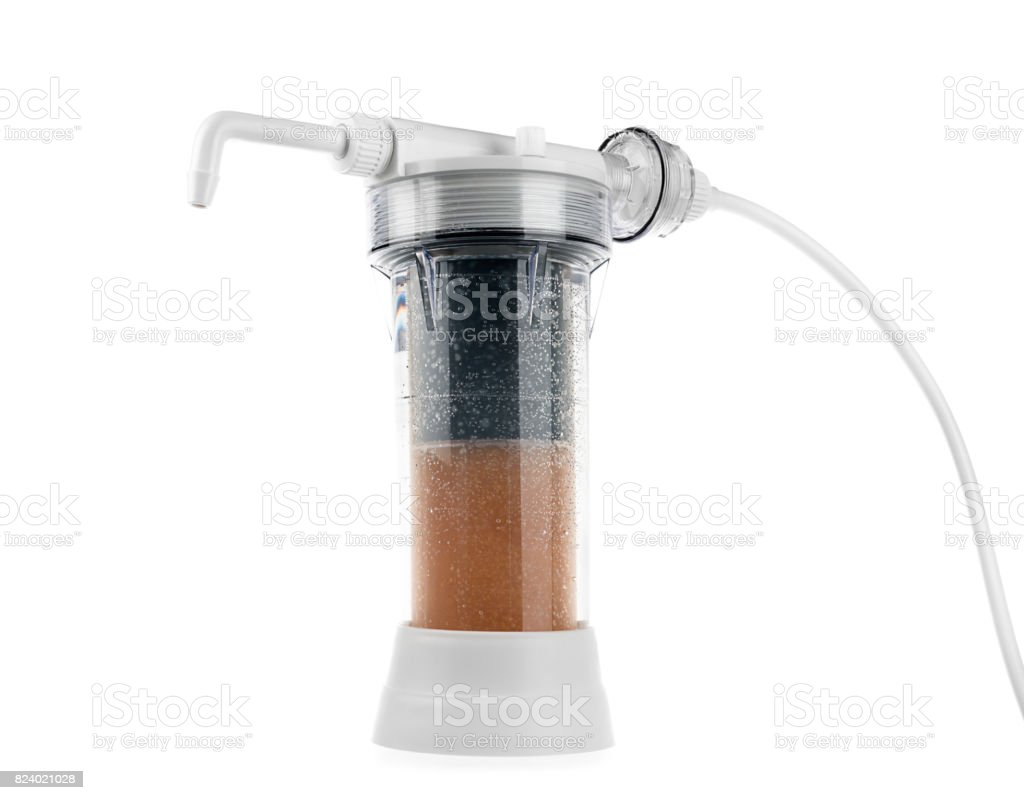 Water Purifier Isolated stock photo