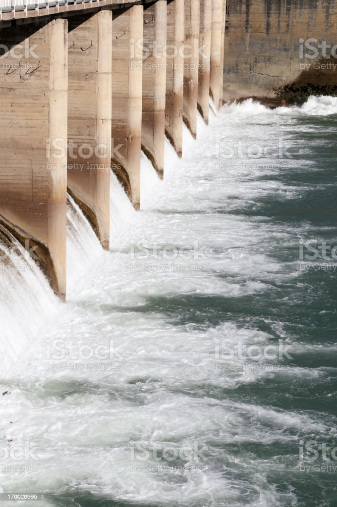 Water Regulation royalty-free stock photo