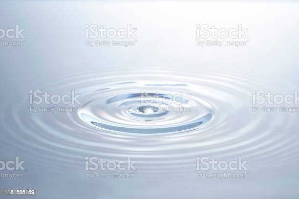 Photo of water ripples