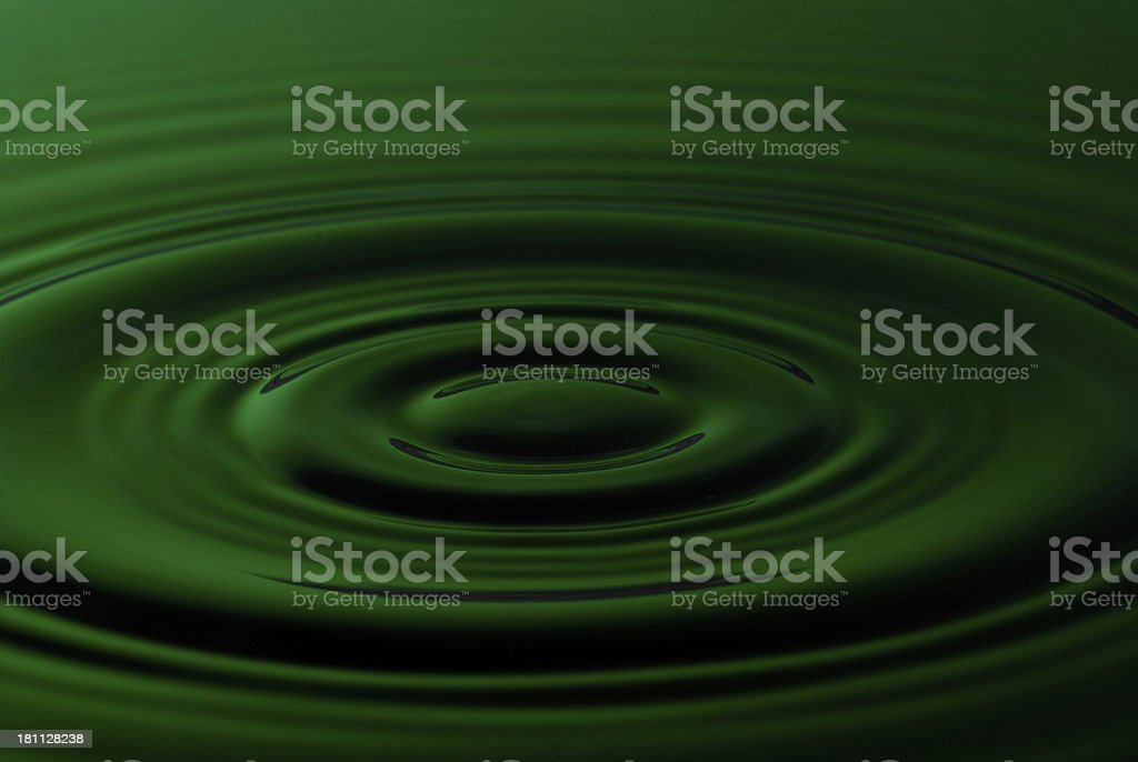 Water ripples. royalty-free stock photo
