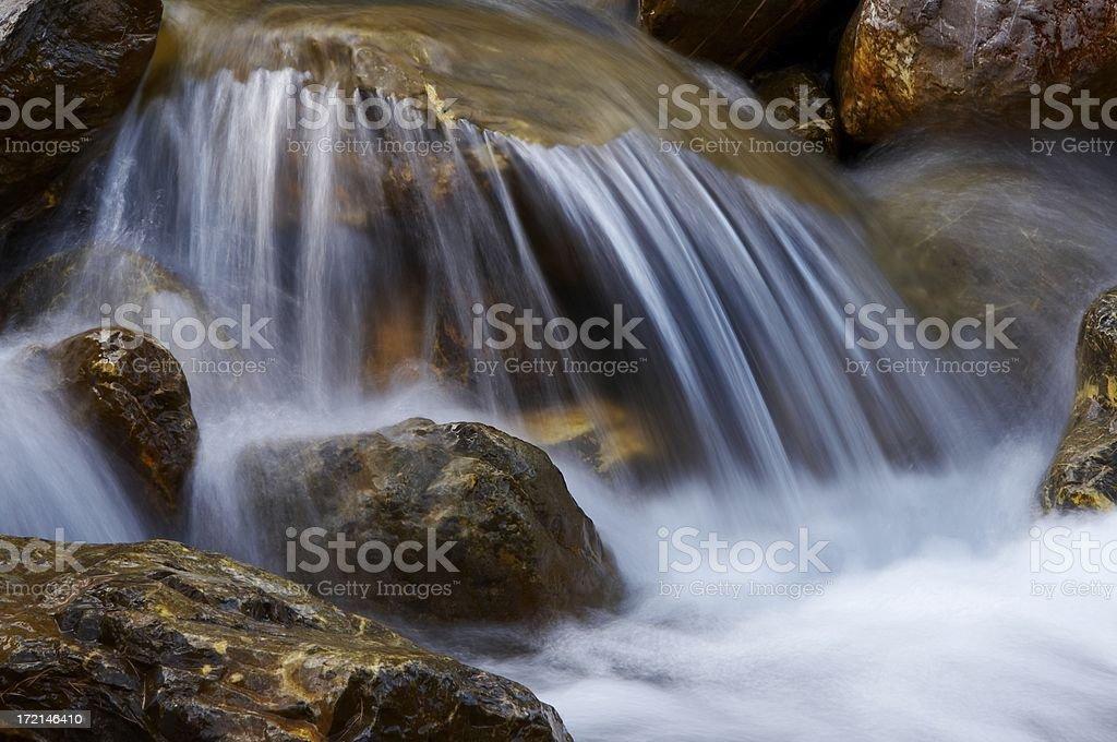 water rush royalty-free stock photo