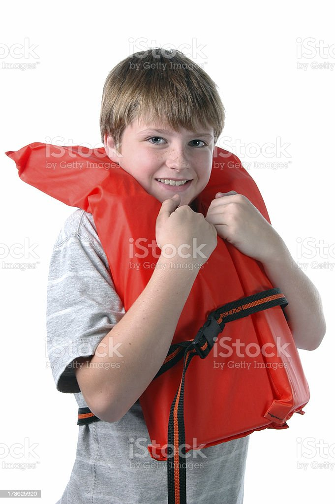 Water Safety royalty-free stock photo