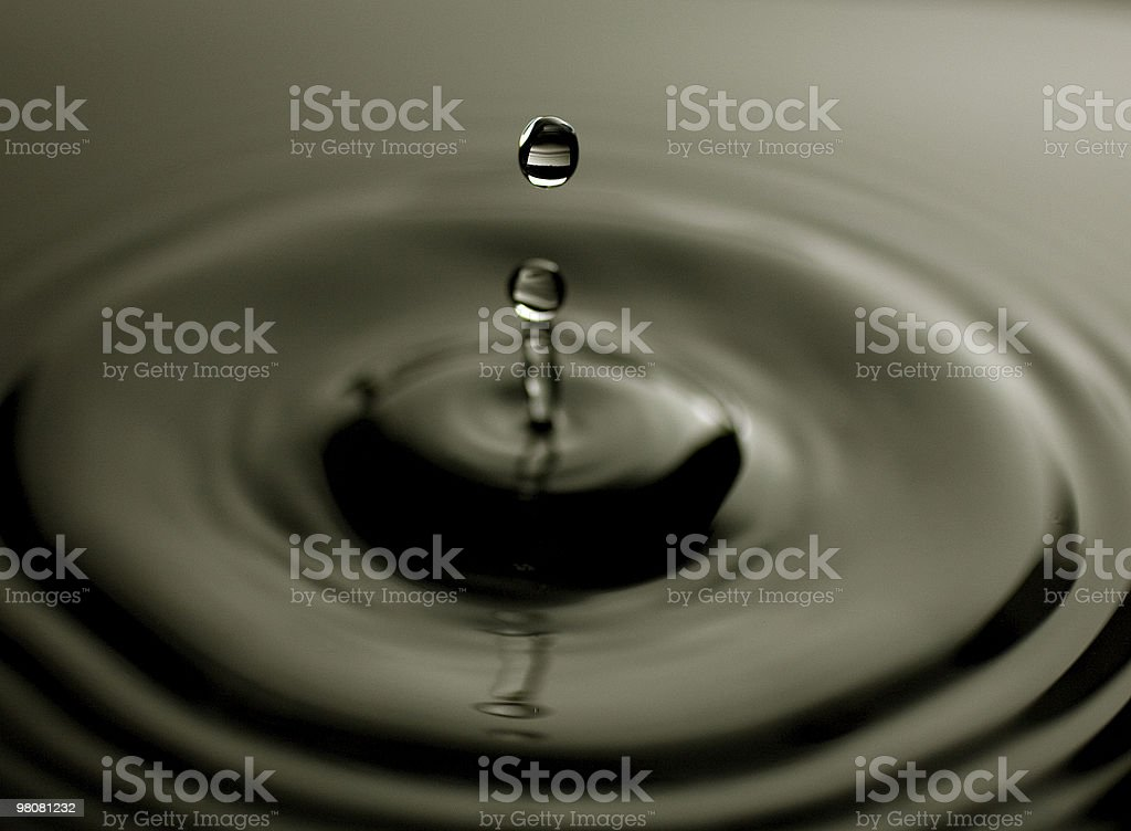 water spire royalty-free stock photo