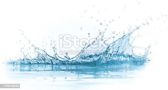 istock water splash 175018345