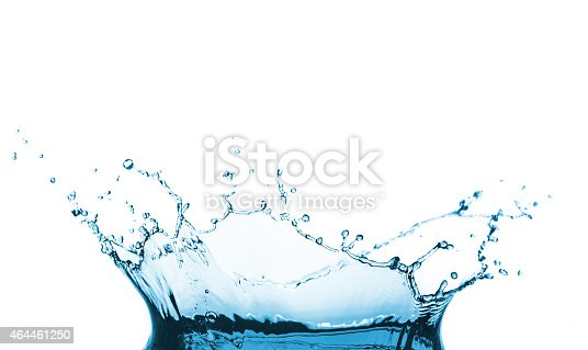 istock Water Splash 464461250