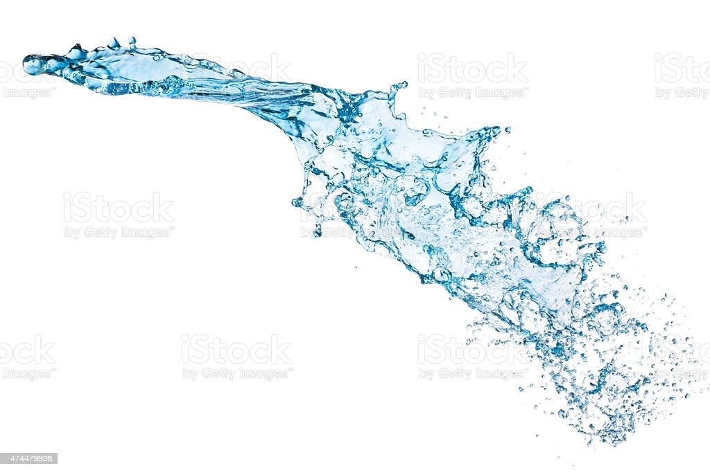 Wasser Spritzen – Foto