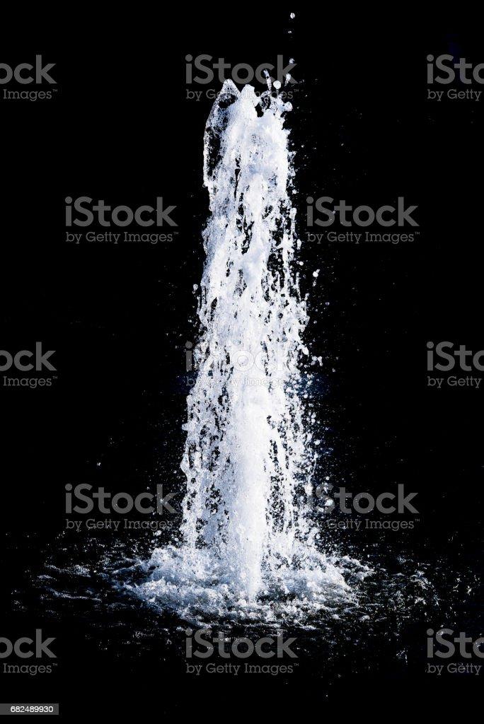 Water splashing Стоковые фото Стоковая фотография