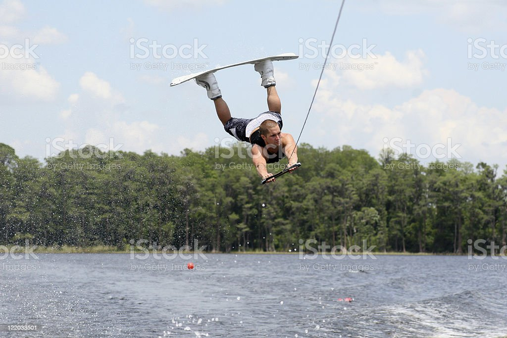 Water Sports royalty-free stock photo