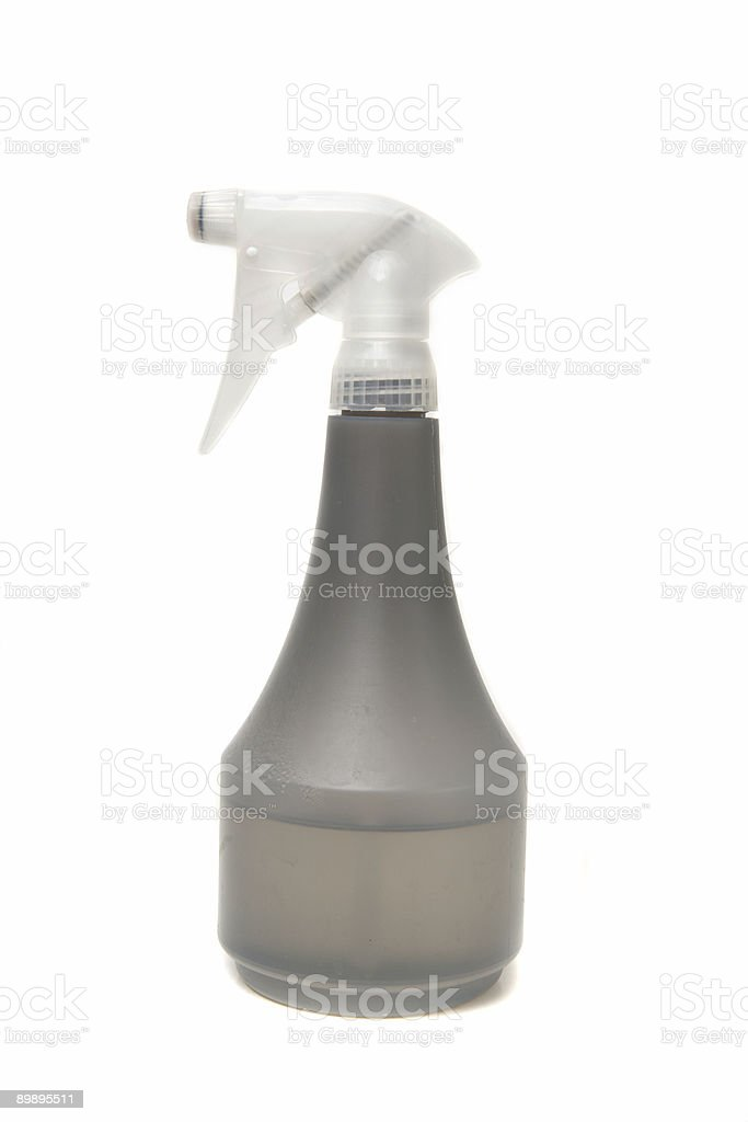 Water Spray Bottle royalty-free stock photo