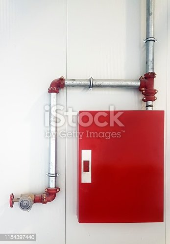 Water sprinkler and fire fighting system