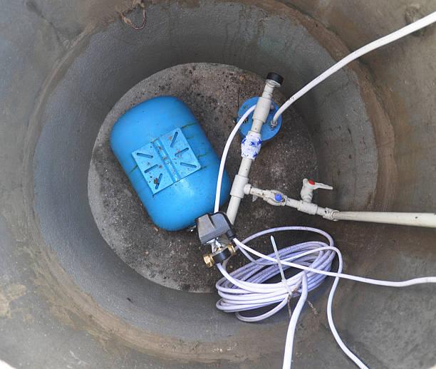 Wasserversorgung system – Foto